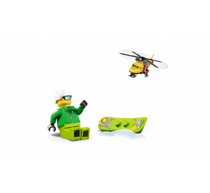 60179 City Ambulance helikopter