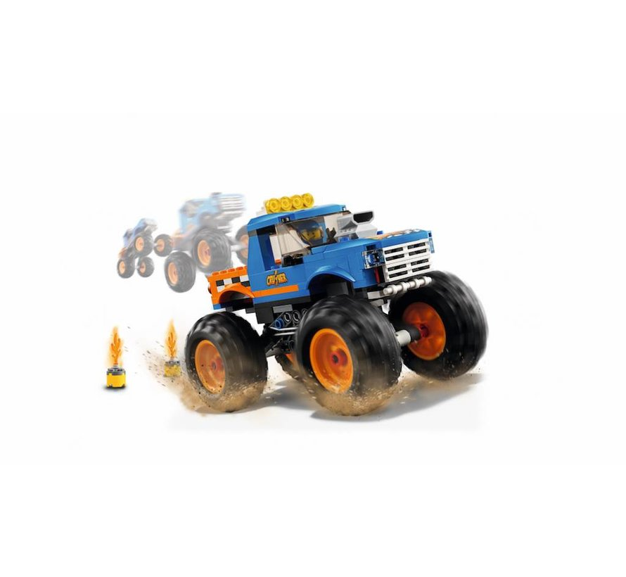 60180 City Monstertruck