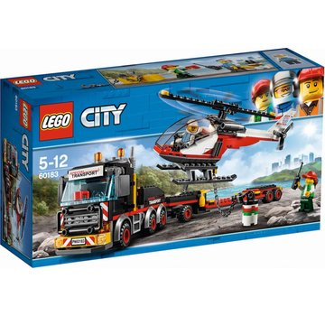 LEGO 60183 City Zwaar Transport
