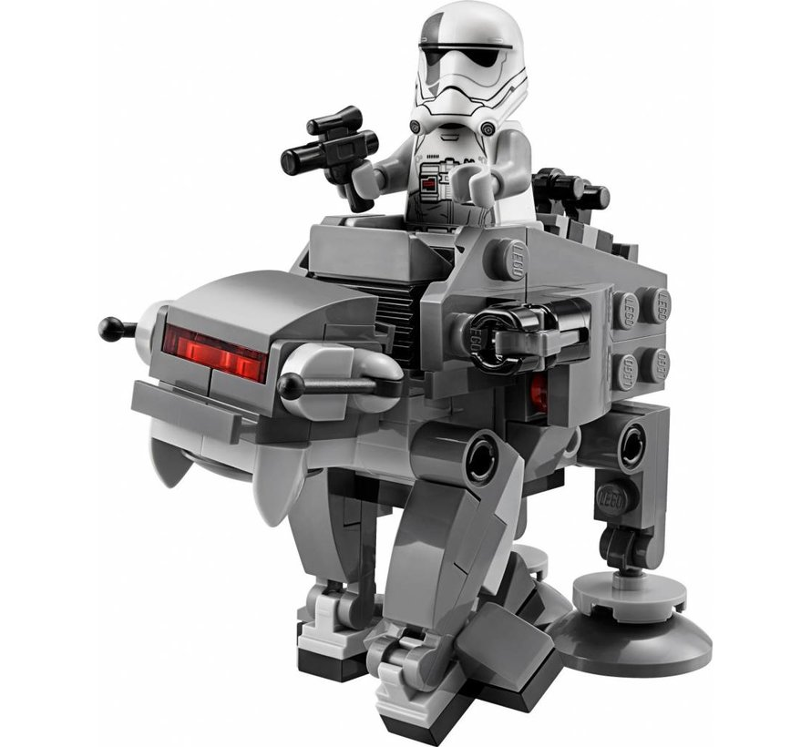75195 Star Wars Ski Speeder vs. First Order Walker Microfighter