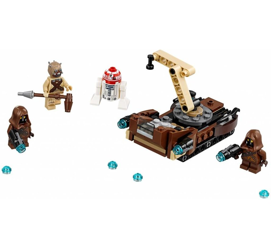 75198 Star Wars Tatooine Battle Pack