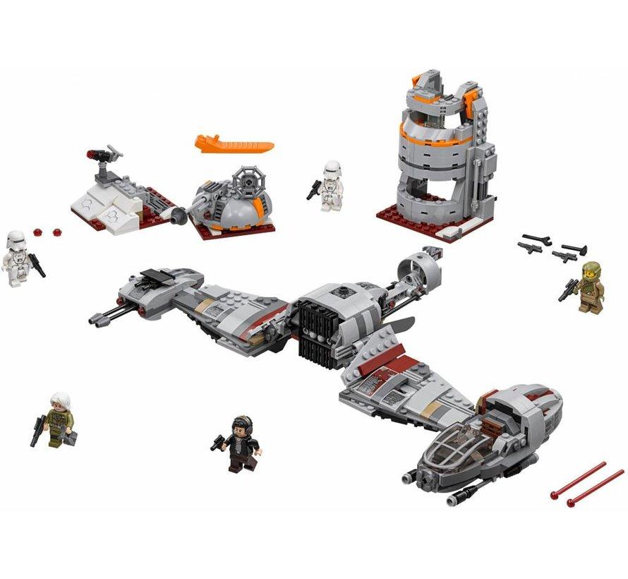 75202 Star Wars Defense of Crait