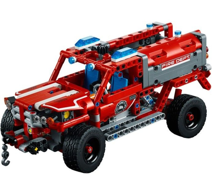 42075 Technic First Responder