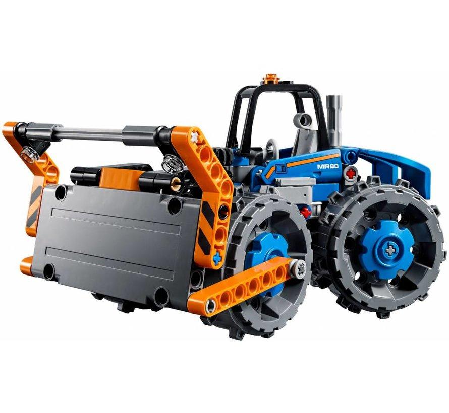 42071 Technic Afvalpersdozer