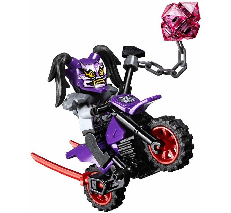 70641 Ninjago Ninja Nightcrawler