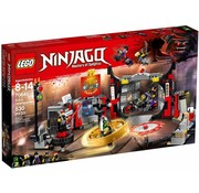 LEGO 70640 Ninjago S.O.G. Hoofdkwartier