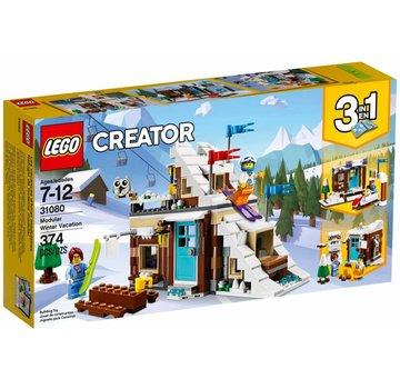 LEGO 31080 Creator Modulaire wintervakantie