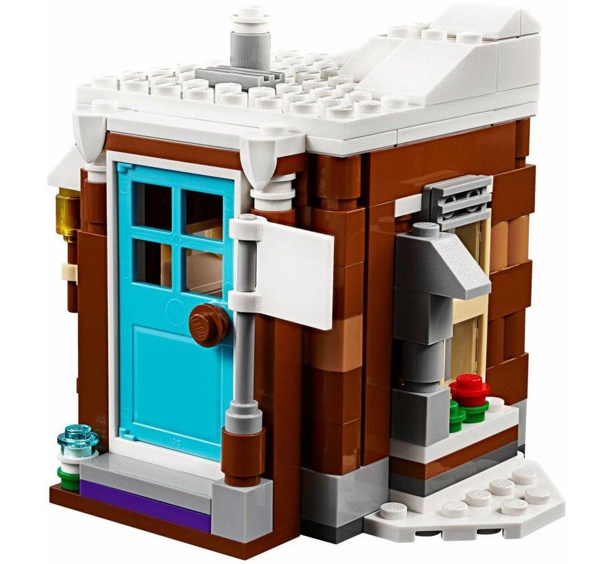 31080 Creator Modulaire wintervakantie
