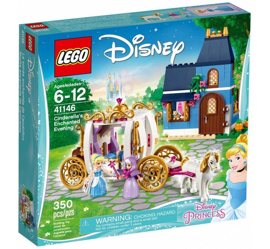 41146 Disney Princess Assepoesters betoverde avond