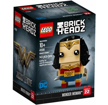 LEGO 41599 Brickheadz Wonder Woman