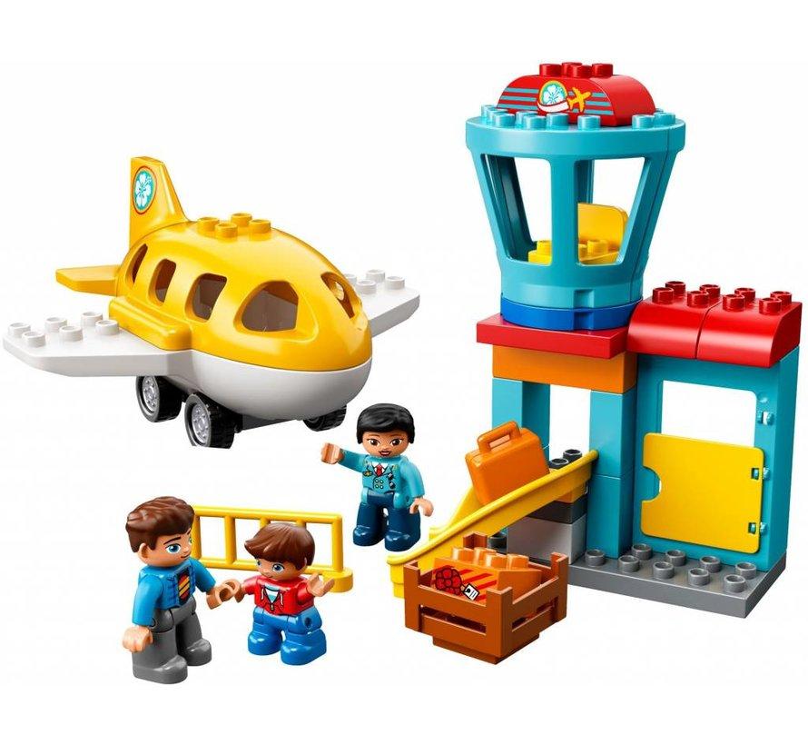10871 Duplo Vliegveld