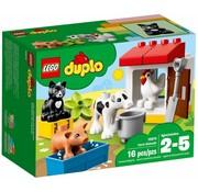 LEGO 10870 Duplo Boerderijdieren