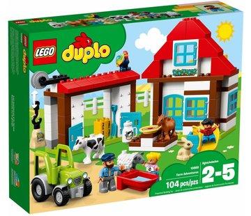 LEGO 10869 Duplo Boerderij avonturen
