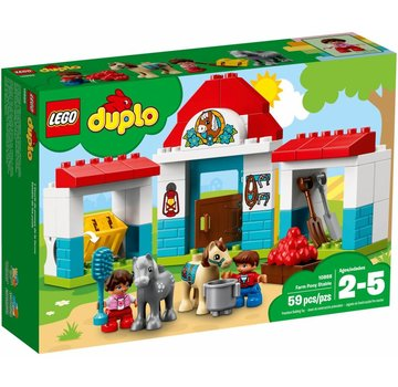 LEGO 10868 Duplo Ponystal