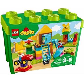 LEGO 10864 Duplo Opbergdoos Grote speeltuin