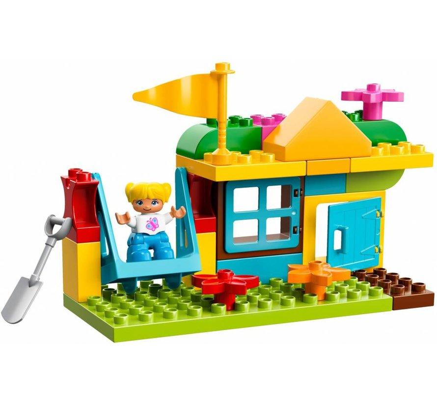 10864 Duplo Opbergdoos Grote speeltuin