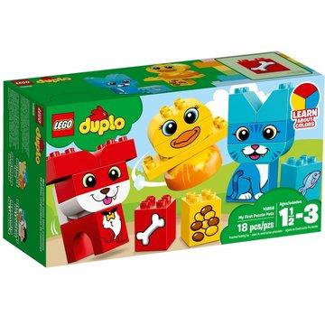 LEGO 10858 Duplo Mijn eerste puzzeldieren  Duplo