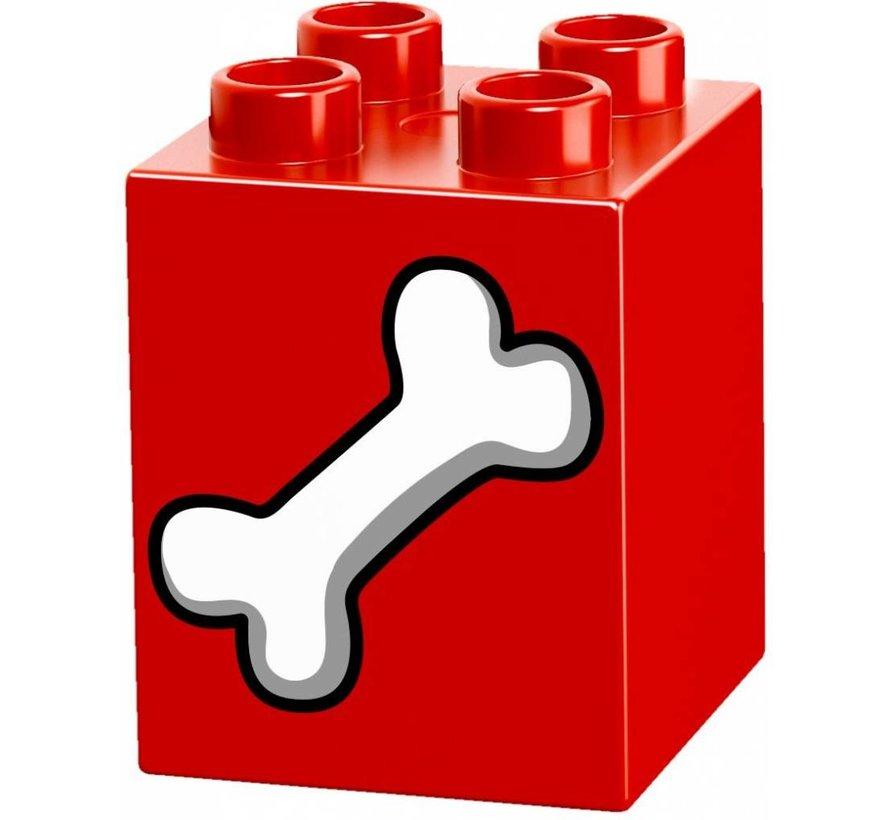 10858 Duplo Mijn eerste puzzeldieren  Duplo