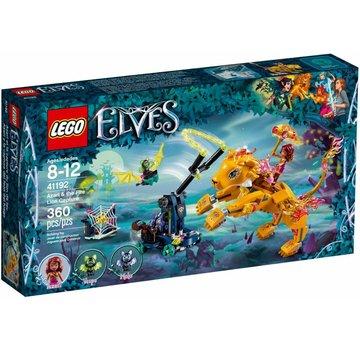 LEGO 41192 Elves Azari en de vangst van de vuurleeuw