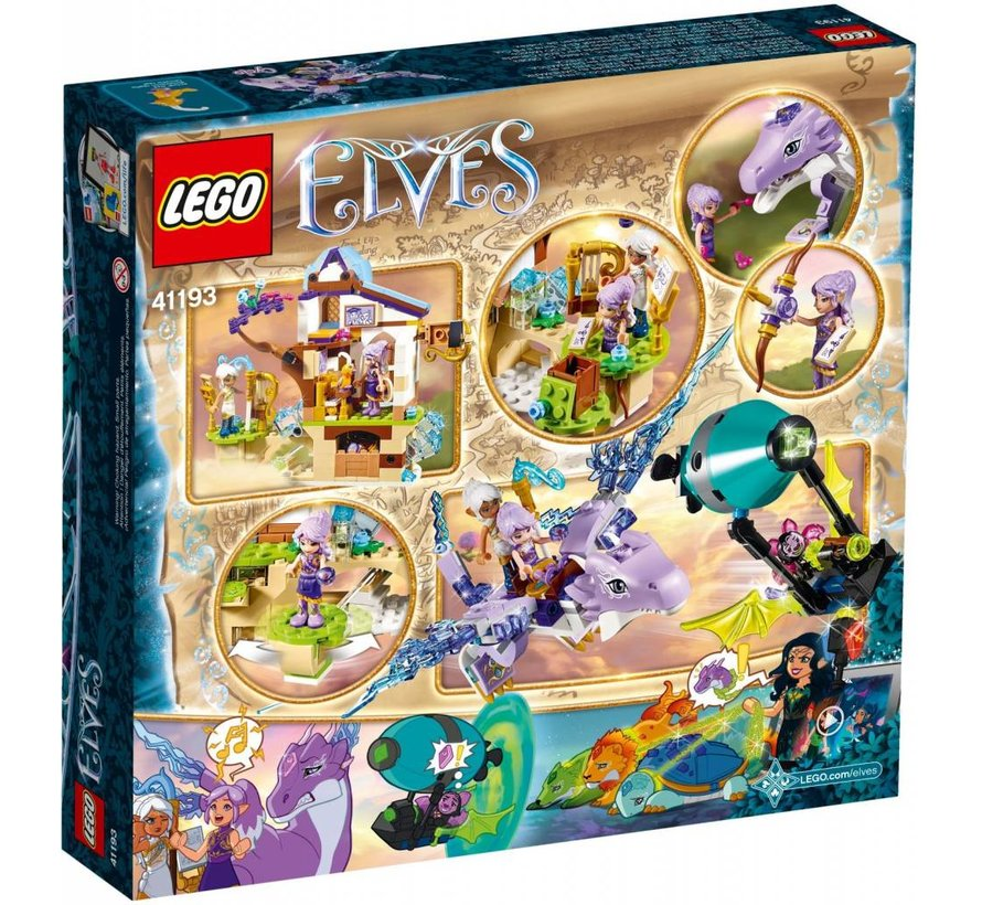41193 Elves Aira en het lied van de winddraak