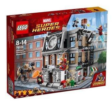LEGO Super Heroes 76108 Sanctum Sanctorum Duel
