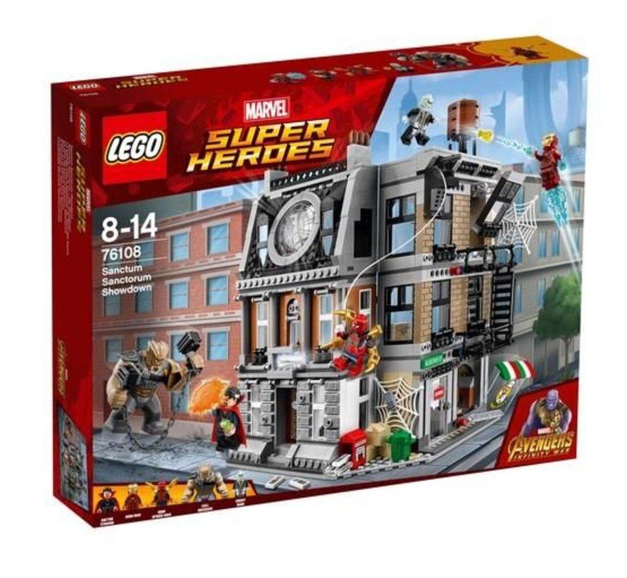Super Heroes 76108 Sanctum Sanctorum Duel