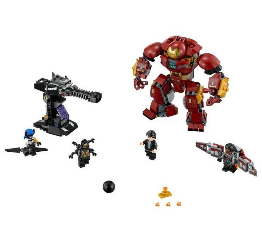 Super Heroes 76104 Het Hulkbuster Duel