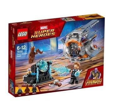 LEGO Super Heroes 76102 Thor's wapenzoektocht