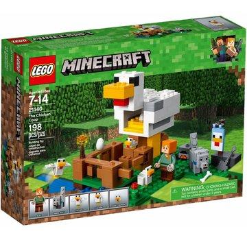 LEGO 21140 Minecraft Het kippenhok
