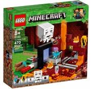 LEGO 21143 Minecraft Het onderwereldportaal