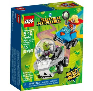 LEGO 76094 Mighty Micros: Supergirl vs. Brainiac