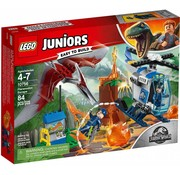 LEGO 10756  Juniors Jurassic  World Ontsnappen aan de pteranodon