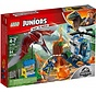 10756  Juniors Jurassic  World Ontsnappen aan de pteranodon
