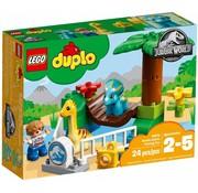 LEGO 10879  Duplo Jurassic World Kinderboerderij met vriendelijke reuzen