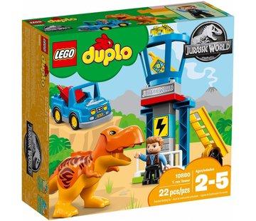 LEGO 10880  Duplo Jurassic World T. rex Toren