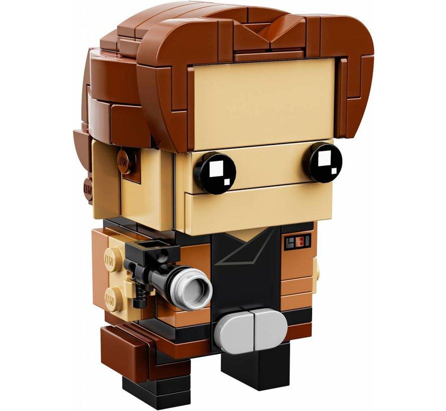 41608  BrickHeadz Han Solo
