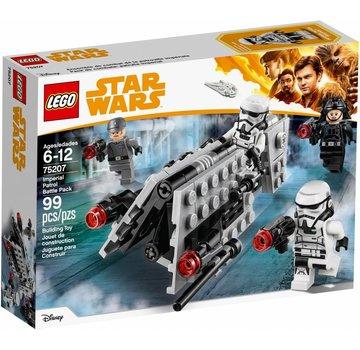 LEGO 75207  Star Wars Keizerlijke patrouille Battle Pack