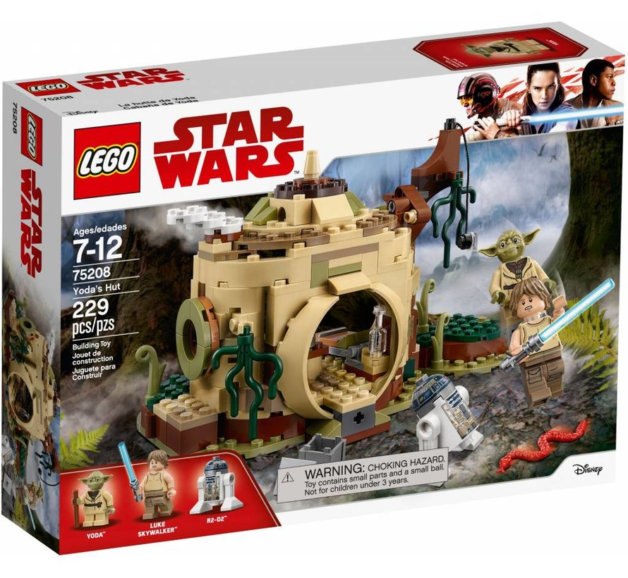 75208  Star Wars Yoda's hut