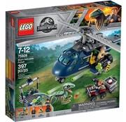 LEGO 75928  Jurassic World Helikopterachtervolging van Blue