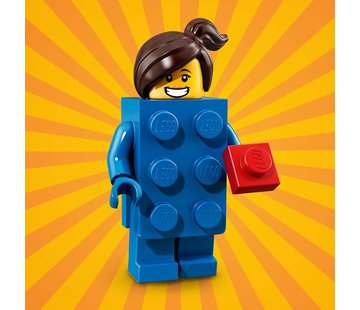 LEGO 71021-03 Brick Suit Girl