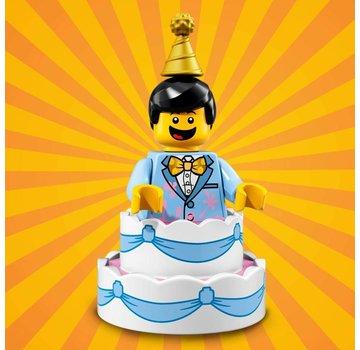 LEGO 71021-10 Birthday Cake Guy