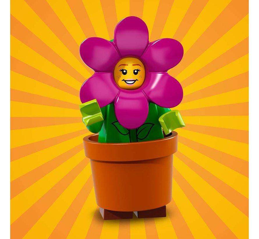 71021-14 Flower Pot Girl
