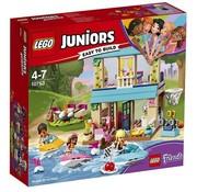 LEGO 10763 Juniors Stephanie`s huisje aan het meer
