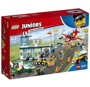 LEGO 10764 Juniors City Central luchthaven
