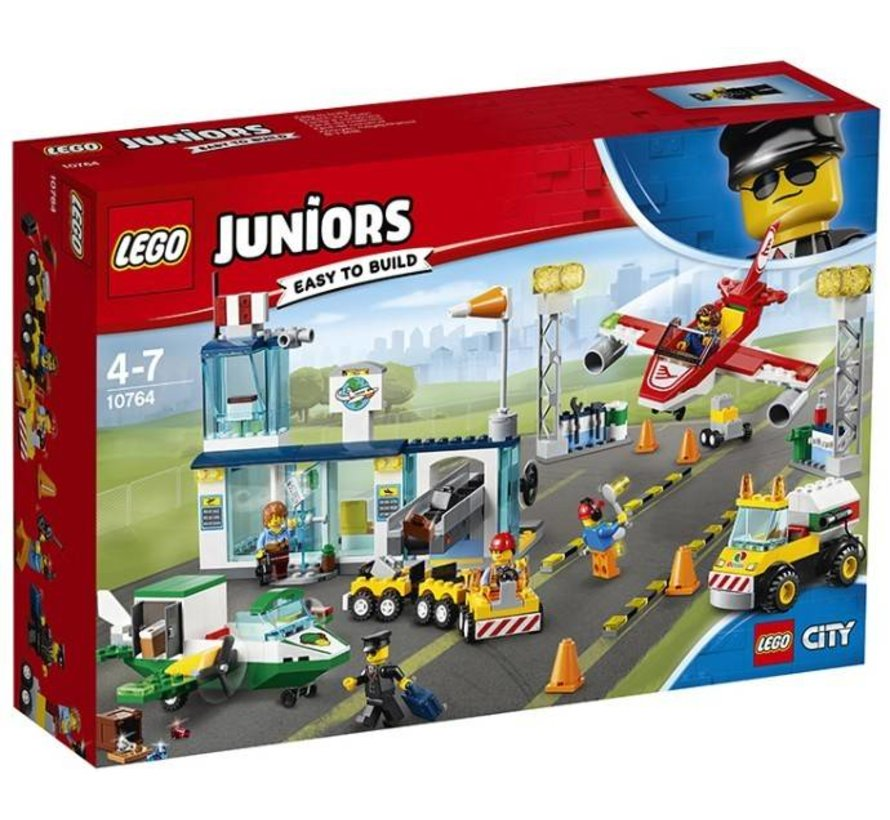 10764 Juniors City Central luchthaven