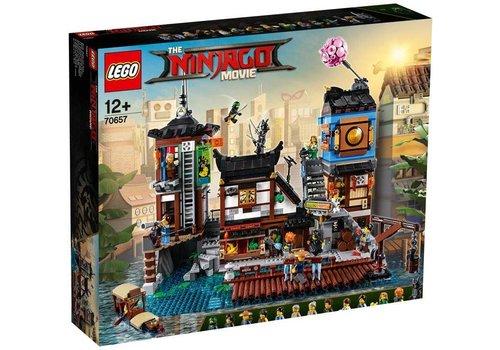 70657 Ninjago City haven
