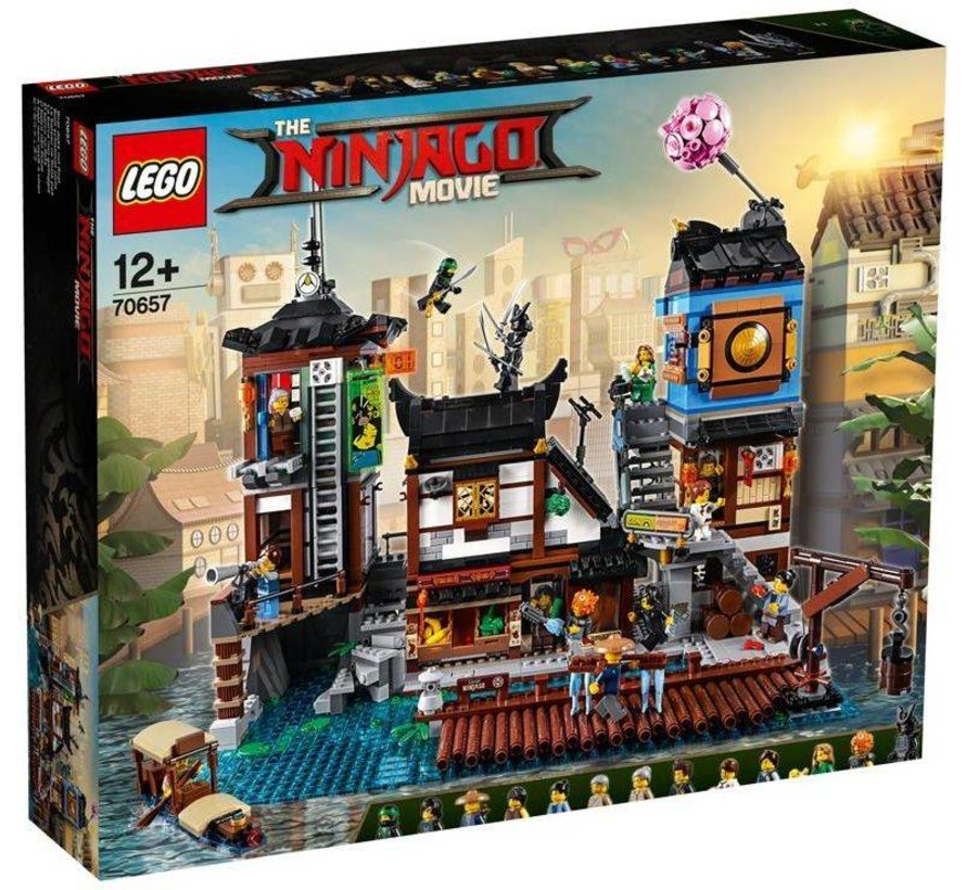 70657 Ninjago City haven