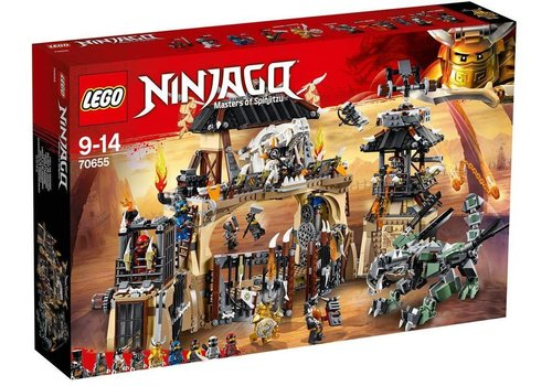 70655  Ninjago Drakenpit