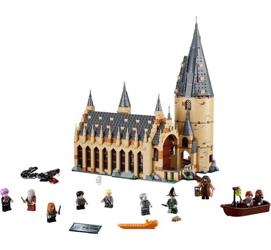 75954  Harry Potter De Grote Zaal van Zweinstein