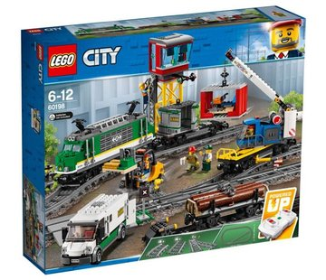 LEGO 60198 City Vrachttrein
